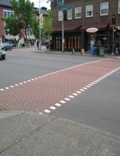 Striped Crosswalks